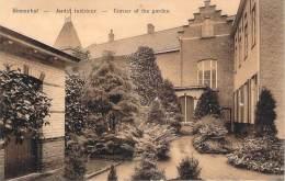 Belgique - Ruiselede Ruysselede - Pensionnat  Des Soeurs De N.D. Des VII Douleurs, Jardin Intérieur, Binnenhof - Ruiselede