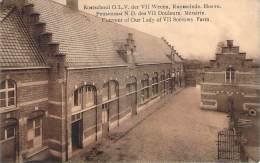 Belgique - Ruiselede Ruysselede - Pensionnat N.D. Des VII Douleurs, Métairie, Hoeve - Ruiselede