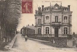 EP 19  -  (49)  BAUGE  -  CAISSE D' EPARGNE  -  CYCLISTE     - 2 SCANS - France