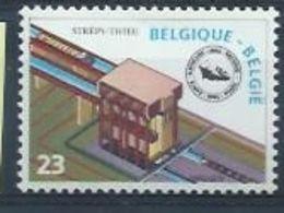 """BELGIQUE : Y&T** N° 2178 """" Ascenseur à Bateaux """" - België"""