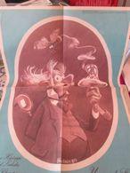 POSTER DE LA REVUE SPIROU N°1784 De 1972 / SPIROU ET FANTASIO LE COMTE DE CHAMPIGNAC ET SES CHAMPIGNONS HALLUCINANTS , E - Spirou Magazine