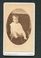 Fotografia Antiga Datada 1884. PHOTOGRAPHIA UNIAO Fonseca & Cª PORTO. Old CDV PHOTO Portugal - Old (before 1900)