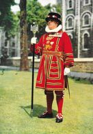 CARTE POSTALE - CHIEF YEOMAN WARDER - Reino Unido