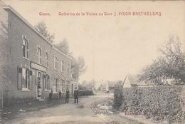 Glons - Galleries Galeries De La Vallée Du Geer J. Piron Barthélemy (café, Animée, Edit. Dujardin) - Bassenge