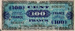 BILLET DE 100 FRANCS - 100 F 1942-1944 ''Descartes''