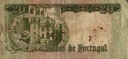 VINTE ESCUDOS - Portugal