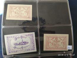 3 Notgeld Heller Vari Valori 1920  N. 340 - Austria