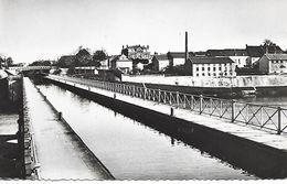 DIGOIN - ( 71 ) - Pont Acqueduc  ( C.P.S.M. - Pt-Ft ) - Digoin
