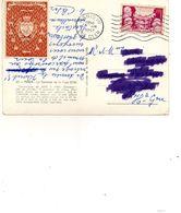 Bi Millenaire De Paris...timbre...1951..voir 2 Scans - Eiffelturm