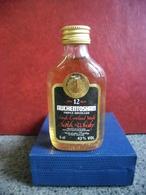RARE MIGNONNETTE WHISKY AUCHENTOSHAN Old Scotch Mini Bottle Collection 5cl Pour 43% Distillé En Ecosse à Dalmuir - Miniatures
