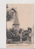CPA - BRIZAY - Monument élevé à La Mémoire Des Morts De La Grande Guerre - Andere Gemeenten