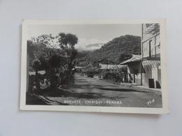 Panama - Boquete.Chiriqui - Panama