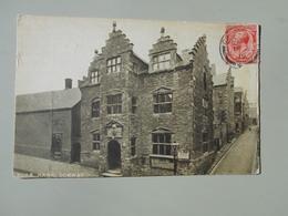 PAYS DE GALLES CAERNARVONSHIRE CONWAY PLAS MAWR - Caernarvonshire