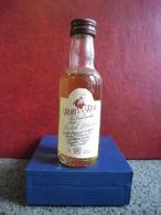 MIGNONNETTE WHISKY ROB ROY Old Scotch Mini Bottle Collection 5cl Pour 40% Distillé En Ecosse à Springburn Glasgow - Miniatures