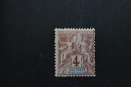 ANJOUAN N°3* MH - Anjouan (1892-1912)