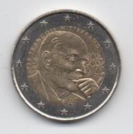 France : 2€ Commémorative François Mitterrand 2016 - France