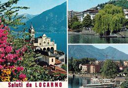 1 AK Schweiz * Ansichten Von Tessin * - TI Ticino