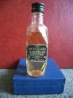 MIGNONNETTE WHISKY The ANTIQUARY J&W Hardie Old Scotch Mini Bottle Collection 5cl Pour 40% Distillé En Ecosse - Miniatures