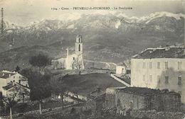 - Dpts Div.-ref-YY455- Haute Corse - Prunelli Di Fiumorbo - Le Presbytere - Carte Bon Etat - - Other Municipalities