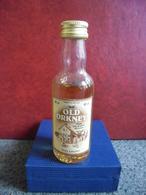 MIGNONNETTE WHISKY OLD ORKNEY Old Scotch Mini Bottle Collection 5cl Pour 40% Distillé En Ecosse Par Gordon & MacPhail - Miniatures