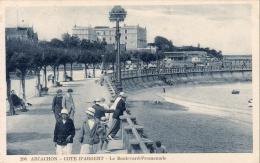 D33  ARCACHON  Le Boulevard Promenade   ..... - Arcachon