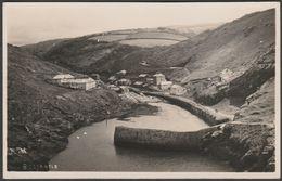 Boscastle, Cornwall, C.1930 - Edyvane & Kennedy RP Postcard - England