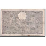 Billet, Belgique, 100 Francs-20 Belgas, 1938, 1938-02-11, KM:107, TB - 100 Francs & 100 Francs-20 Belgas