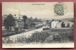 Grandvillers - Vue Générale - France