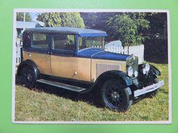 207 - Image Chocolat Poulain - Berliet 1926 - Musée De L'Automobile - Chocolate