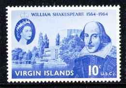 BRITISH VIRGIN ISLANDS 1964 - Set MNH** - British Virgin Islands