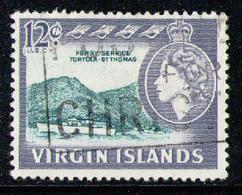 BRITISH VIRGIN ISLANDS 1964 - From Set Used - Iles Vièrges Britanniques