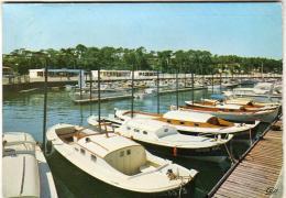 D33  BASSIN D' ARCACHON  Le Port De La Vigne  ..... - Arcachon
