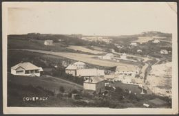 Coverack, Cornwall, 1930 - PGL RP Postcard - England