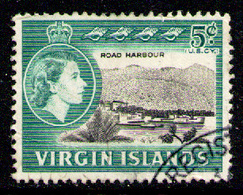 BRITISH VIRGIN ISLANDS 1964 - From Set Used - British Virgin Islands