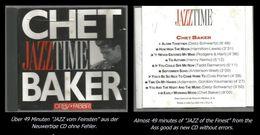 49 Minuten Jazz Von Chet Baker - Jazz Of Finest - - Jazz