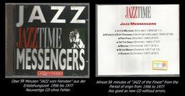 60 Minuten Jazz Von Jazz Messengers - Jazz Of Finest - From 1956 To 1977 - Jazz