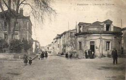 D09  PAMIERS  L'Avenue De Toulouse - Pamiers