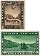 Ref. 367837 * NEW *  - CANADA. Newfoundland . 1931. BASIC SET. SERIE BASICA - 1908-1947