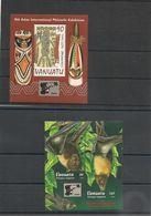 VANUATU  Année 1996 BLOC N° Y/T : 26/27** - Vanuatu (1980-...)