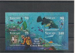 VANUATU  Année 1997 BLOC N° Y/T : 28** - Vanuatu (1980-...)