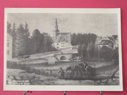 Visuel Pas Très Courant - Belgique - Florennes En 1815 - Le Pont De Pierre - 1958 - Jolis Timbres - Scans Recto-verso - Florennes