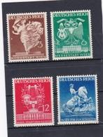 Deutsches Reich, Nr. 768/71** (T 4678) - Unused Stamps