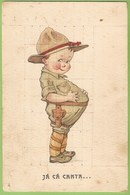 Ilustrador - Escuteiro - Escutismo - Escoteiro - Scout - Scouting - Ilustração - Illustration - Illustrateur Illustrator - Scouting