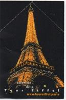 La Tour Eiffel : Ascenseur Jusqu'au Sommet : Le 24/03/2018 : 25 Euros - Eintrittskarten