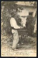 *Joan Baptiste Lambert I Caminal* Compositor, Organista. Texto Y Firma Autógrafos. Fechada 1903 - Autógrafos