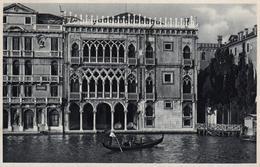 CPSM De Venise Ca' D'Oro En 1953 - Venezia (Venice)
