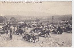 Vue Des Alpes - La 2ème Colonie De Vacances - Rare        (P-129-50127) - NE Neuchatel