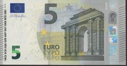 € 5 GREECE  Y003 A6  DRAGHI  UNC - 5 Euro