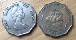 1 Dollar Des Caraïbes Orientales 1989 - Caraïbes Orientales (Etats Des)