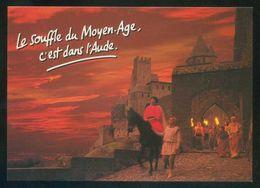 Francia. *Cite De Carcassonne. Aude...* Com. Dep. Du Tourisme De L'Aude. Nueva. - Otros